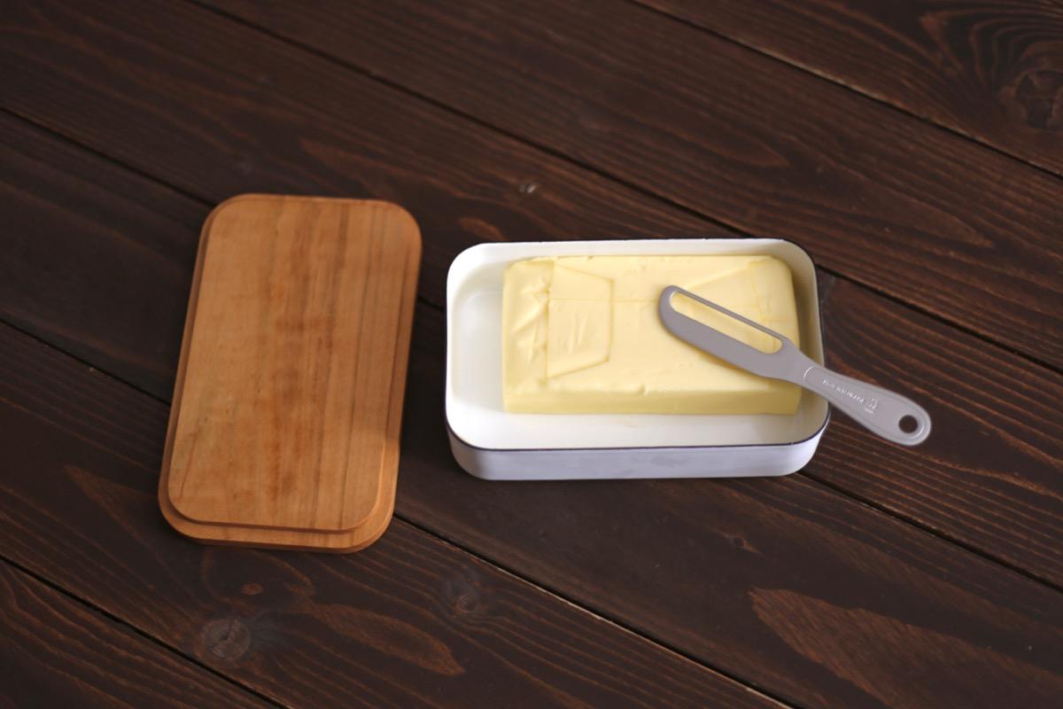 バターとナイフ