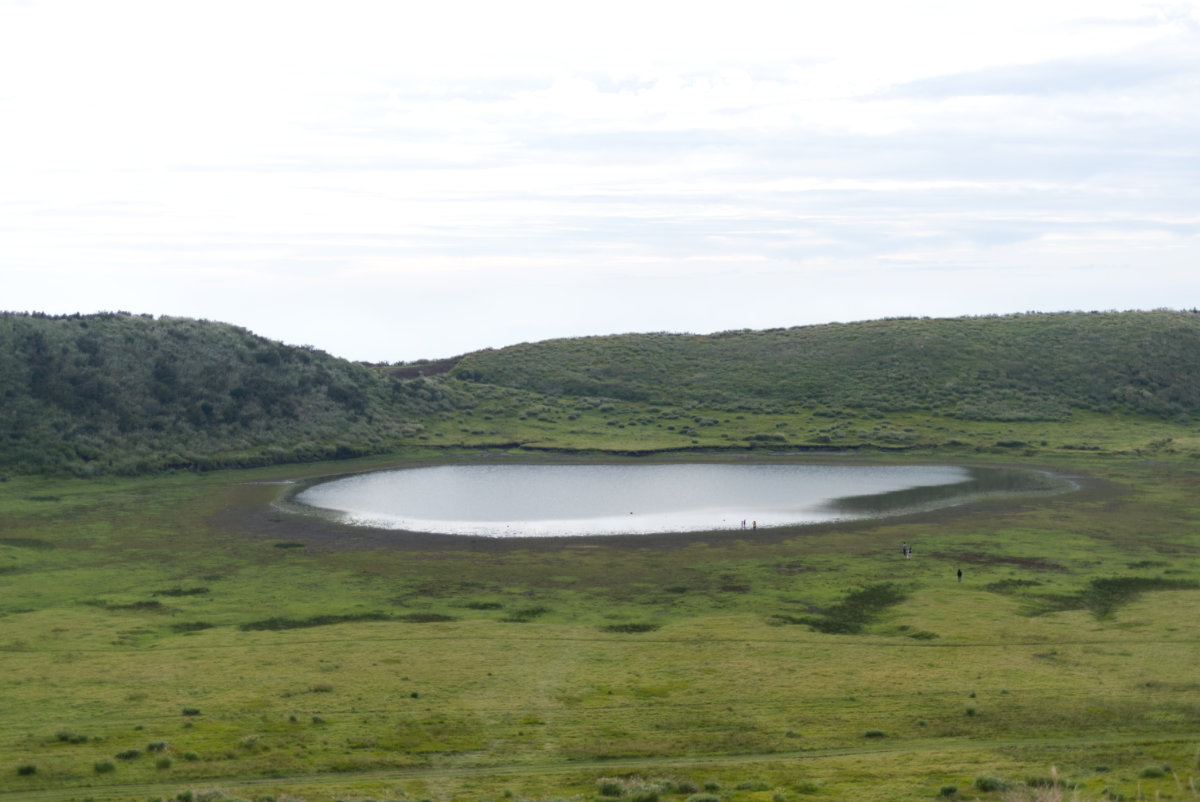 阿蘇山の絶景